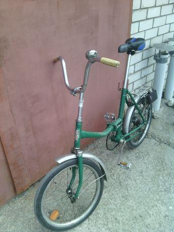 продам велосипед складной '' Аист''