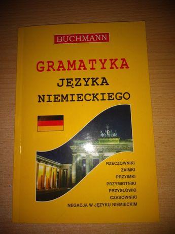 Buchmann Gramatyka Języka Niemieckiego