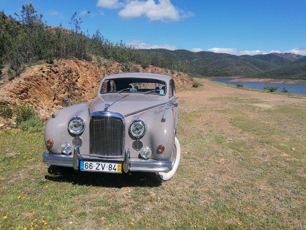 Vendo jaguar MK IX 1960