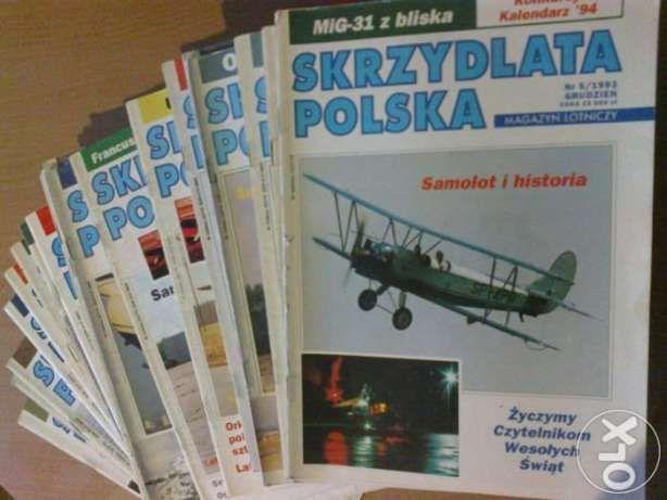Skrzydlata polska - czasopisma archiwalne