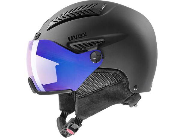Nowy kask narciarski Uvex HLMT 600 Vario 53-55cm i 57-59cm fotochrom