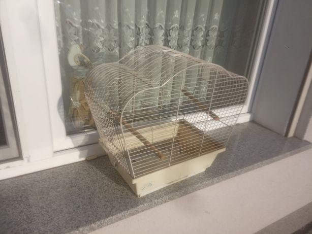 Klatka dla papug ptaków
