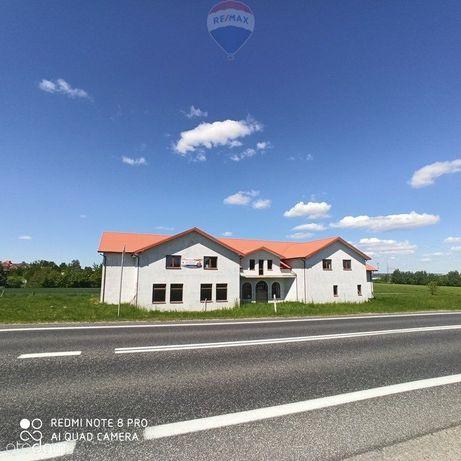 Budynek Usługowo/Handlowy