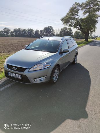 Ford Mondeo mk4 2.0tdci