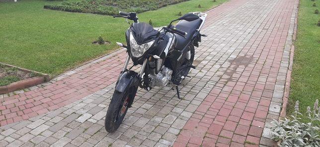 Новий мотоцикл