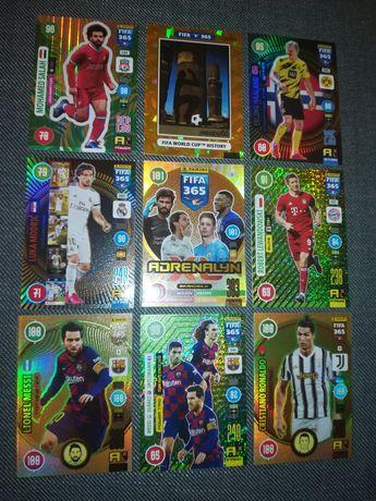Karty Panini - FIFA 365 edycja 2021 - Adrenalyn XL