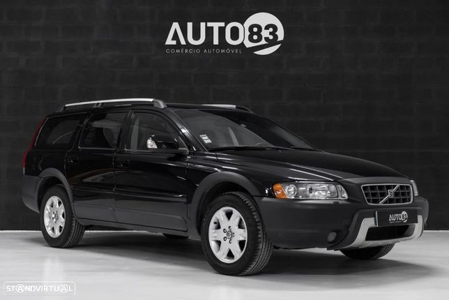 Volvo XC 70 2.4 D5 Nivel 3 Geartronic