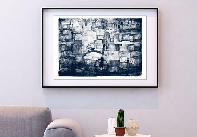 Plakat, grafika ścienna, artystyczna, plakaty, obraz B3 32x45 cm