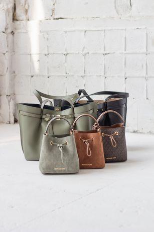 Продам сумки MICHAEL KORS Emilia Large Pebbled Leather Tote Bag