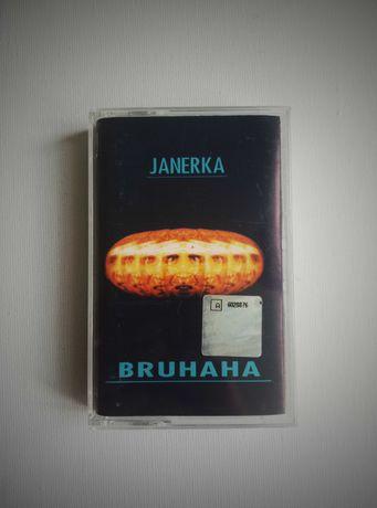 "Lech Janerka "" Bruhaha "" kaseta audio"