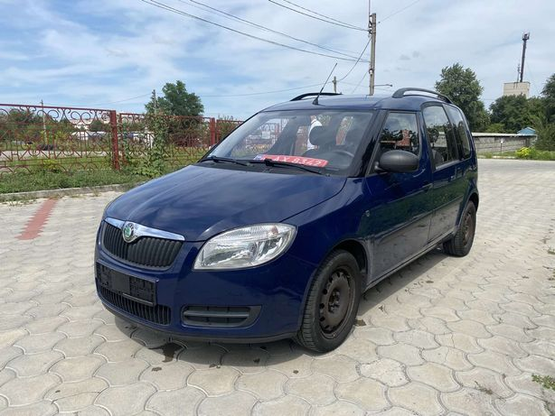 Skoda Roomster ideal Germany