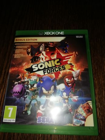 Gra Sonic Forces na Xbox One
