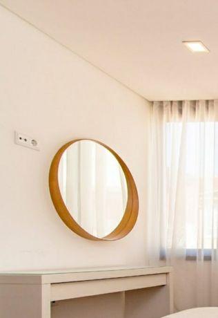 Espelho redondo IKEA STOCKHOLM