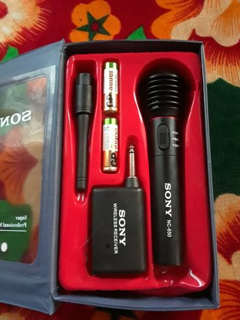 Продам Радио-микрофон SONY