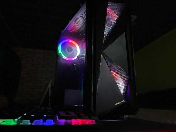 Игровой ПК, Nvidia GTX 1060 6 Gb, Ram 12 GB,  HDD 500 GB