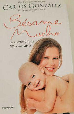 "Livro ""Bésame Mucho"""