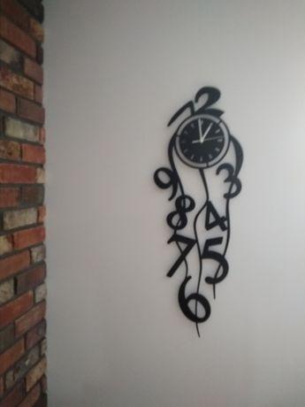 Zegar Ścienny Metalowy Loft Retro 97 cm !