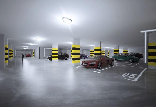 Zamość - Elektrownia Park Residence - miejsce postojowe w garażu
