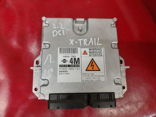 Sterownik silnika nissan x-trial t30 2.2 dci 23710eq465