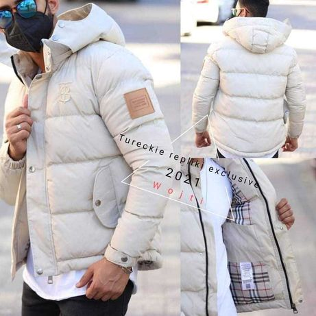 Zapraszam kurtki męskie Burberry Moncler