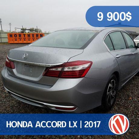 Honda Accord LX 2017 в Одесі 27 червня