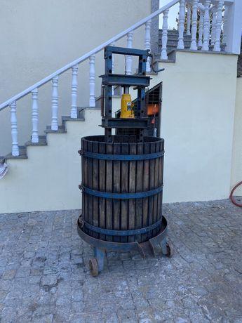 Prensa hidraulica de vinho - 20Ton