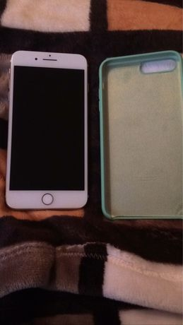 Iphone 7+  айфон 7 plus (2 чехла)