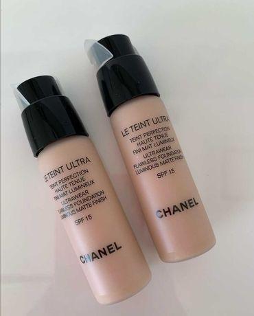 Chanel le teint тональный флюид крем