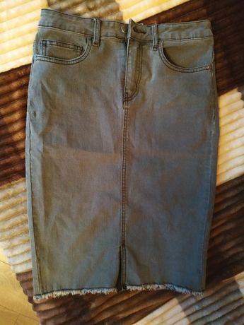 Продам джинсовую юбку, Noisy May