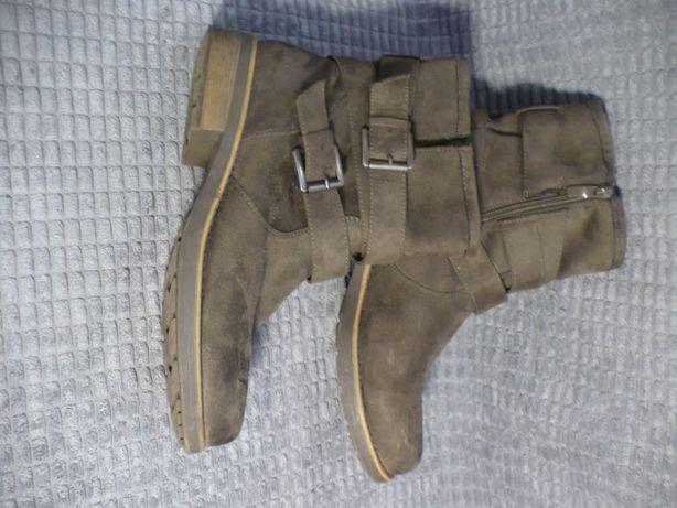 Kozaki niemieckie damskie Supremo Shoes & Boots R. 40
