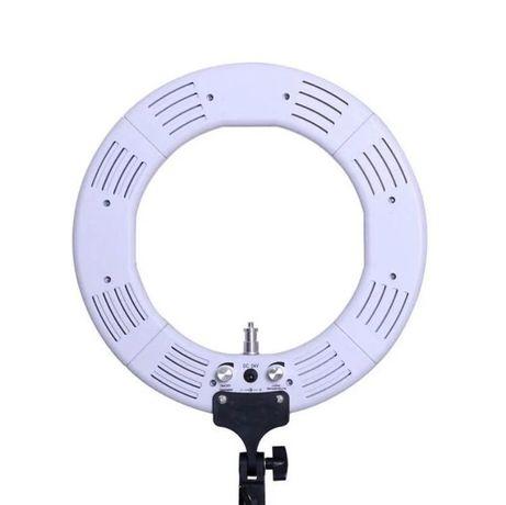 60W! Кольцевая напольная LED лампа (34,5см)