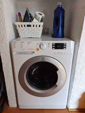 maquina lavar e secar indesit com garantia