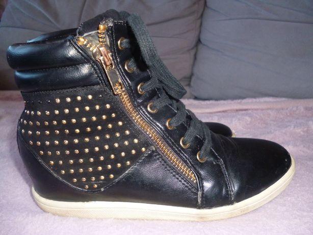 Śliczne buty sneakersy dla dziewczynki rozm 32