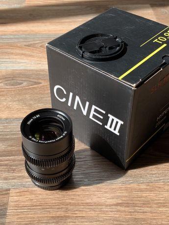 Объектив SLR Magic 25mm 0.95 (panasonic olympus mft)