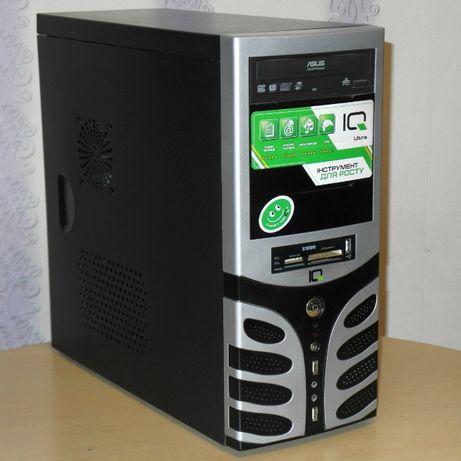 Компьютер 2 ядра, 2 гига, игровая видеокарта)