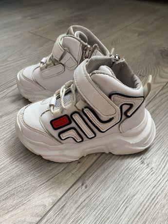 Кросівки високі/хайтопи