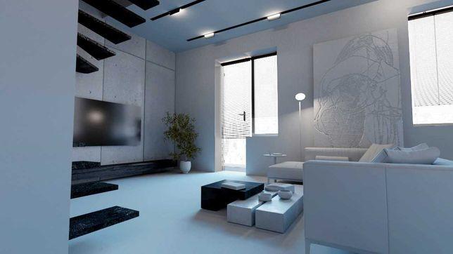 Дизайн интерьера.