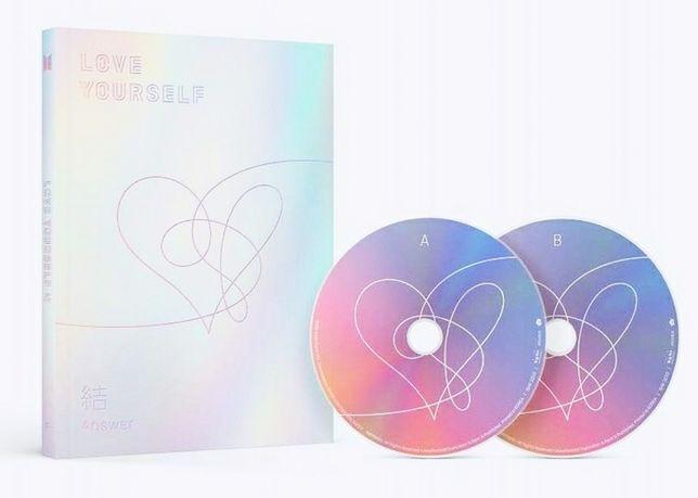 BTS Love Yourself: Answer CD / Album (E)