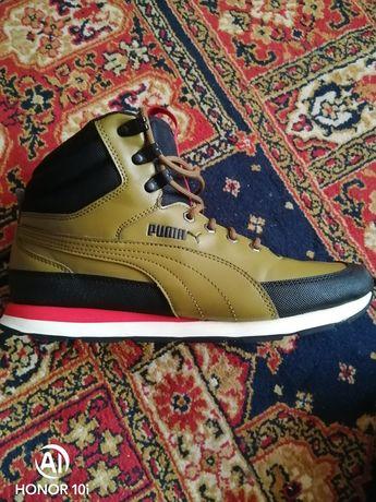 Продам ботинки Puma