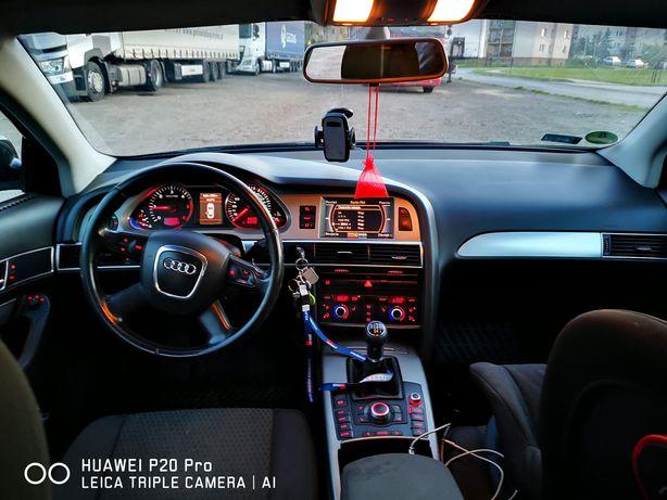 Audi a6 c6 2.0tdi 140km ładna/zamiana