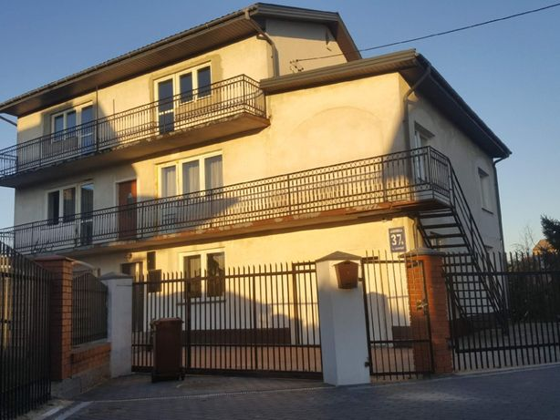 Dom pod inwestycję lub dla rodziny ul. Rakowiecka