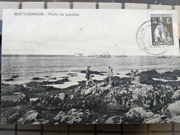 Postal 1900 selado Raro