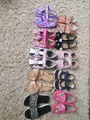Обувь для девочки стелька 16-18