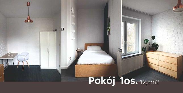Pokój jednoosobowy 12,5m2 i 15m2 Bydgoszcz ul. Stawowa