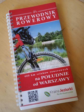 Przewodnik rowerowy - na południe od Warszawy