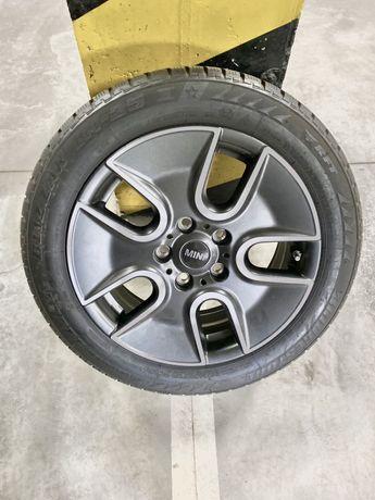 Диски с зимней резиной Run Flat mini countryman 205/55 r17