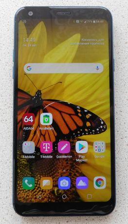 LG Q7+, 4/64Gb, snapdragon, NFC