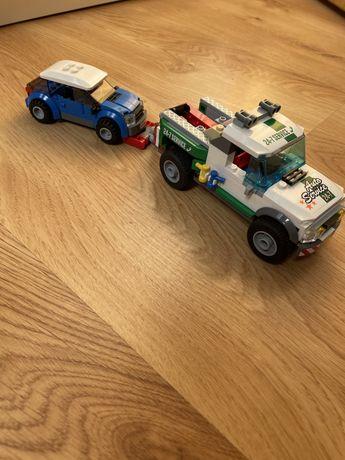 Lego City 60081 Holownik i auto