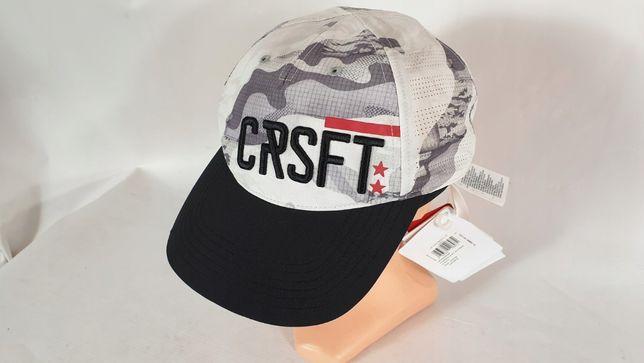 REEBOK czapka z daszkiem rozmiar UNIWERSALNY CROSSFIT