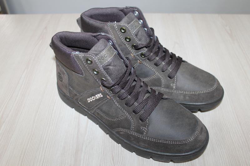 Кожаные ботинки Dockers by Gerli Ужгород - изображение 1